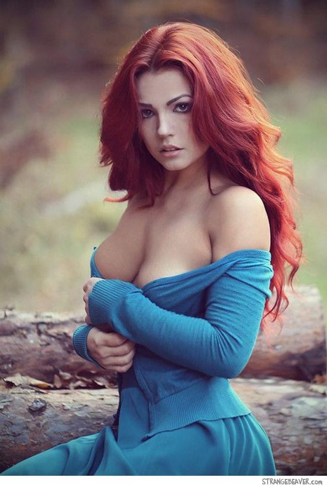 Sexy Nude Redhead Teen Sex Video