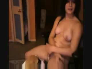 cougar sexy naked woman with nails