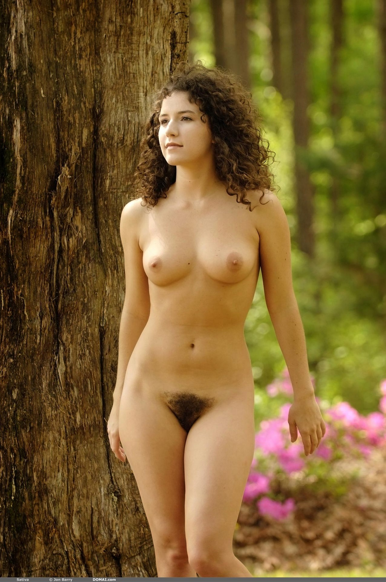 All Natural Girls Nude